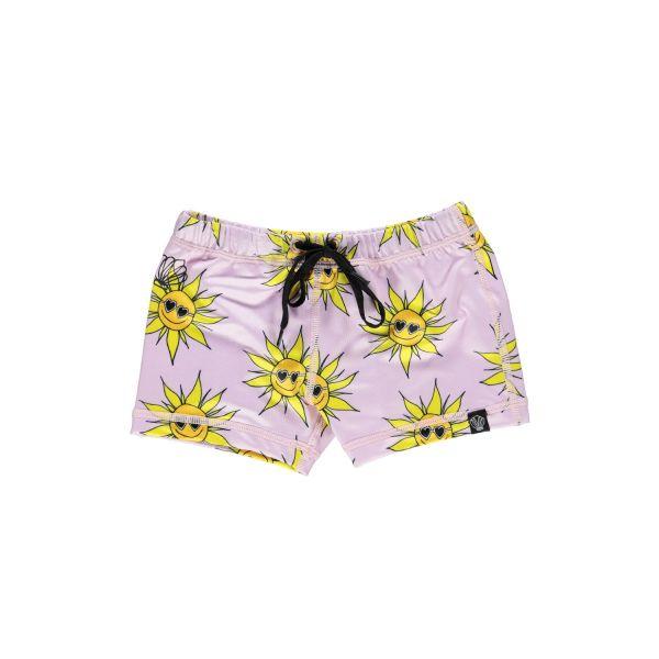 Sunny Flower Swimshort