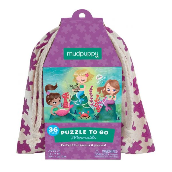 Puzzle to go / Mermaids