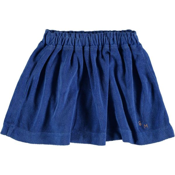 Mini Skirt Terry Bm / Fresh Blue