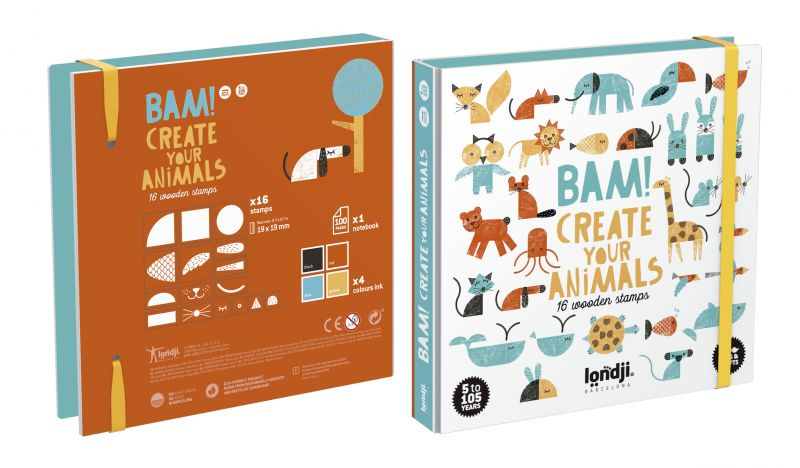 Activities - Bam! Animals