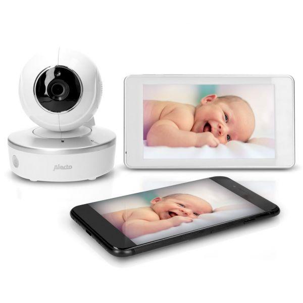 Wifi babyfoon met camera (DIVM850)