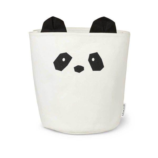 Aya Fabric Basket Panda