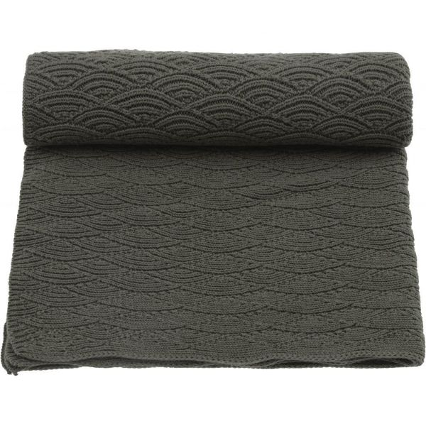 Blanket Pointelle / Ivy Green
