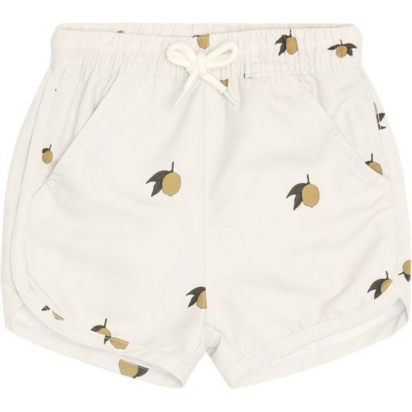 Boys Swim Shorts / Lemon
