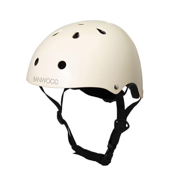 Classic Helmet / Matte Cream