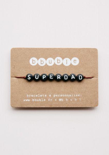 Armbandje Papa / Superdad