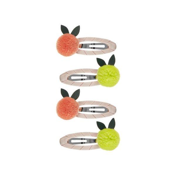 Citrus Pom Pom Clic Clacs