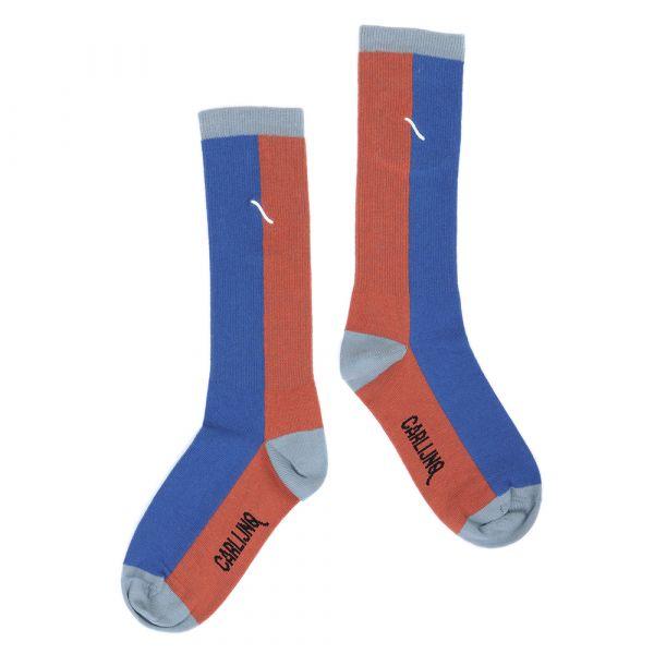 Knee Socks / Light Blue - Blue