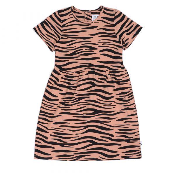 Tiger Dress Shortsleeve