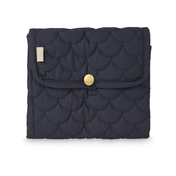 Changing Mat Quilted / Navy