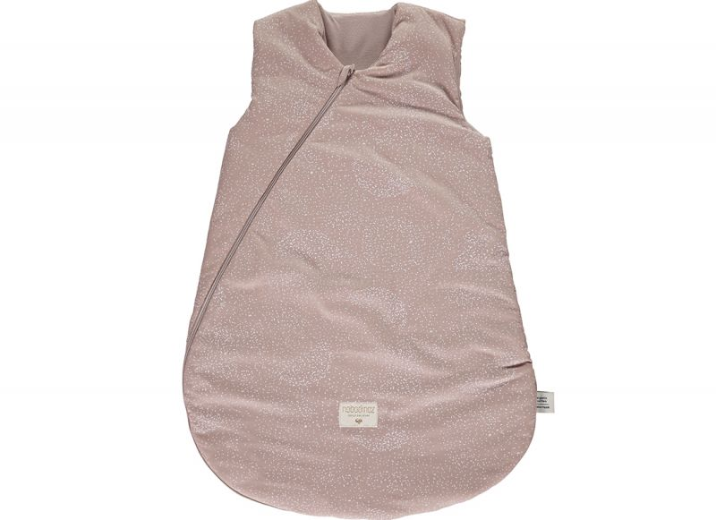 Cocoon Sleeping Bag Large / White Bubble - Misty Pink