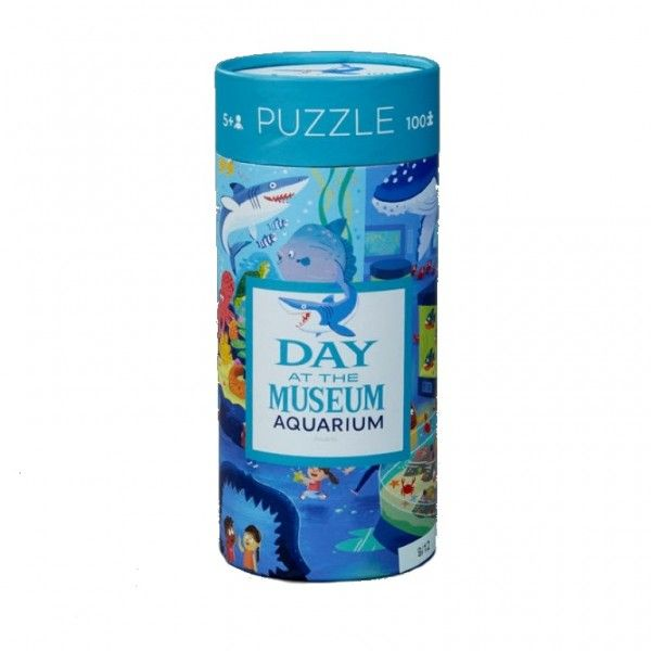 Puzzle Day at the museum / Aquarium