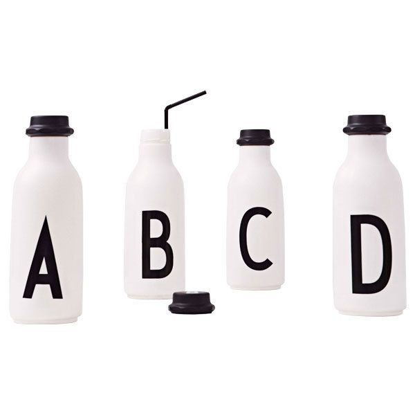 Water bottle A-Z