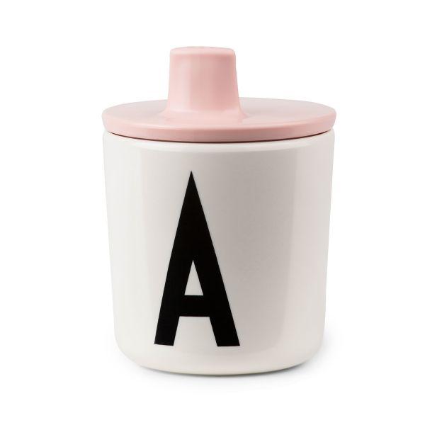 Drink lid voor Melamine Cup / Roze