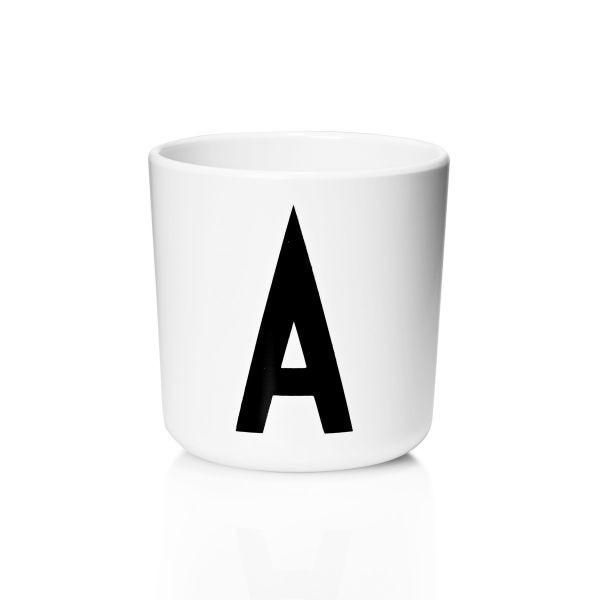 Arne Jacobsen Melamine Beker A-Z