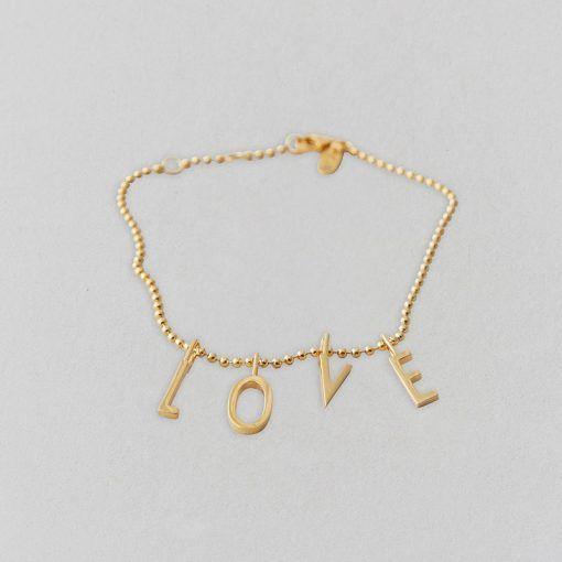LOVE Bracelet / Gold