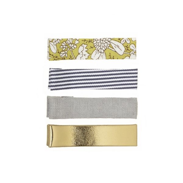 Eclectic Milly Clips / Lime