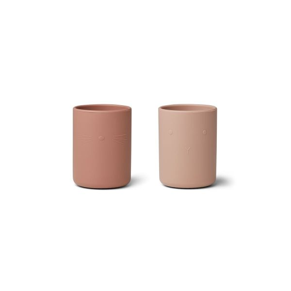Ethan Cup 2-pack / Rose Mix