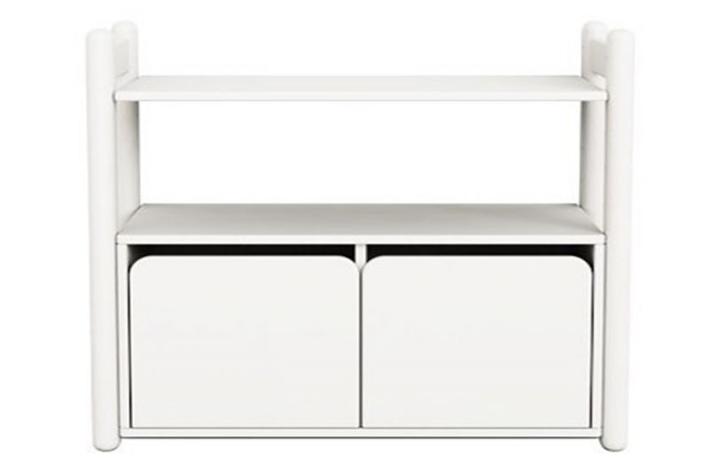 Mini C Cupboard / White