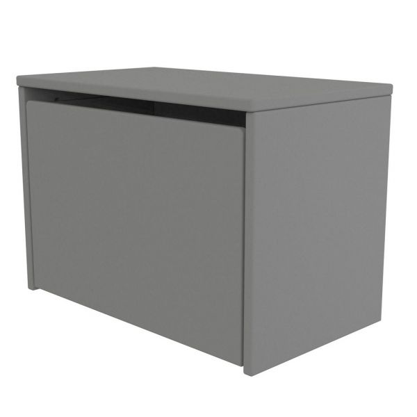 Opberg zitbankje 3-in-1 / Urban Grey