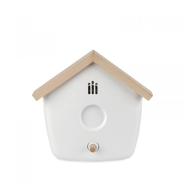 Nidal – Birdhouse shaped Smoke Detector