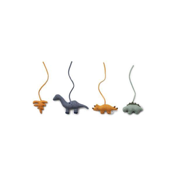 Gio Playgym Accessories / Dino Mix