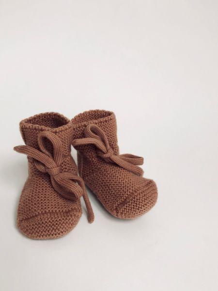 Booties / Brick