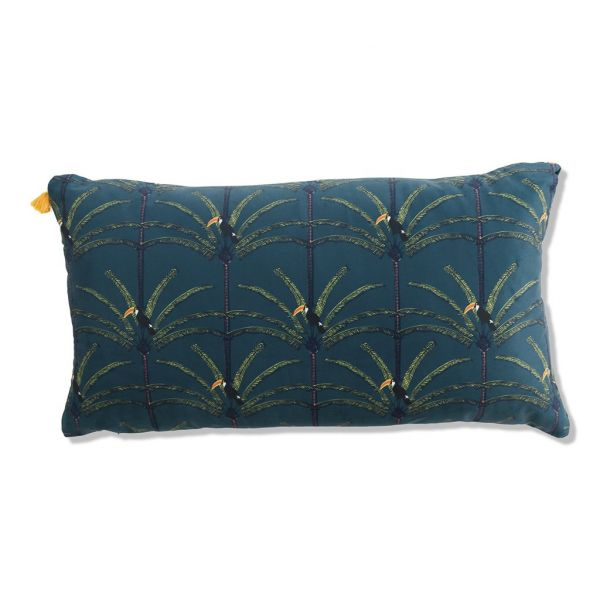 Small Cushion / I Can Toucan