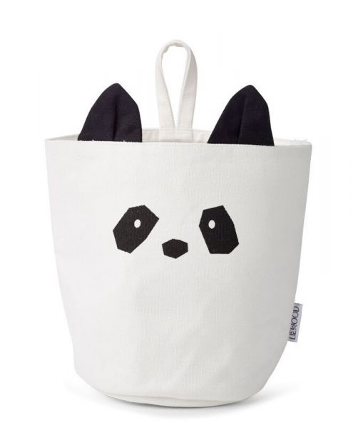Fabric Basket Panda