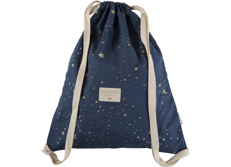 Koala Backpack / Gold Stella - Night Blue