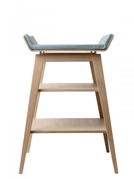 Linea changing table Oak