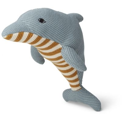 Diver Teddy / Dolphin Sea Blue