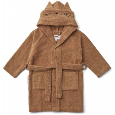 Lily Bathrobe / Cat Terracota