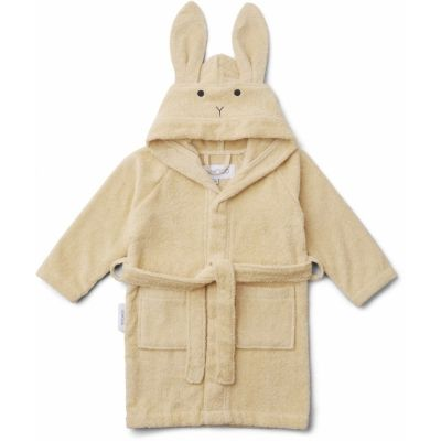 Lily Bathrobe / Rabbit Smoothie Yellow