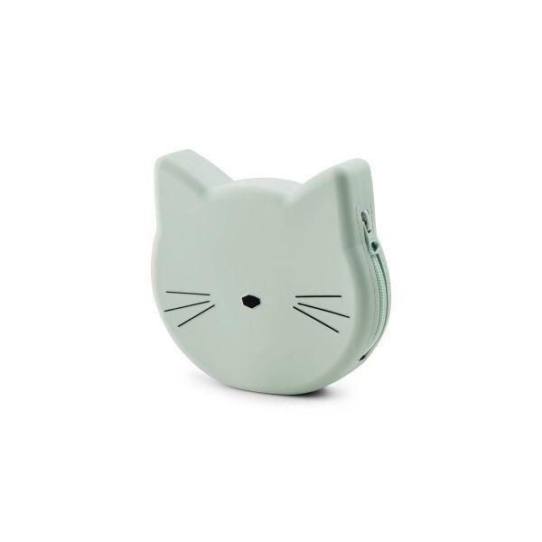 Maggie Purse / Cat Dusty Mint