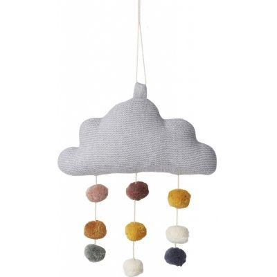Mimi Cloud Mobile / Grey Melange