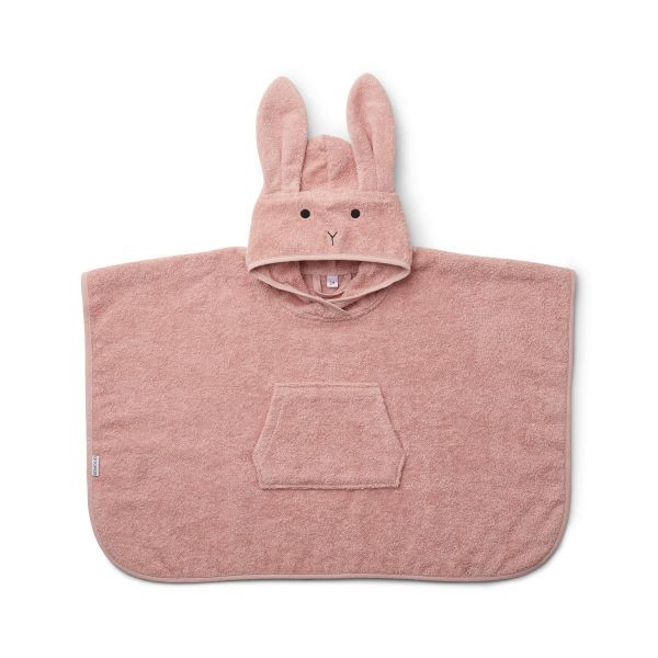 Orla Poncho / Rabbit Rose