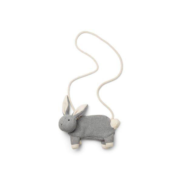 Momo Bag / Rabbit Grey Melange