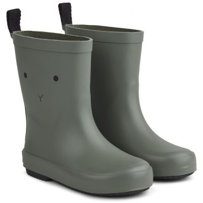 Rio Rain Boot / Rabbit Faune Green