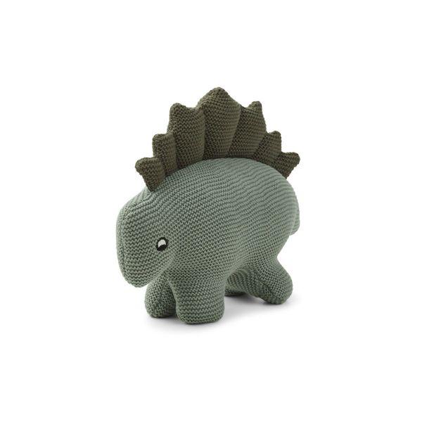 Stego Dino Knit Teddy / Faune Green