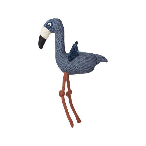 Dextor Knit Teddy / Flamingo Blue Wave