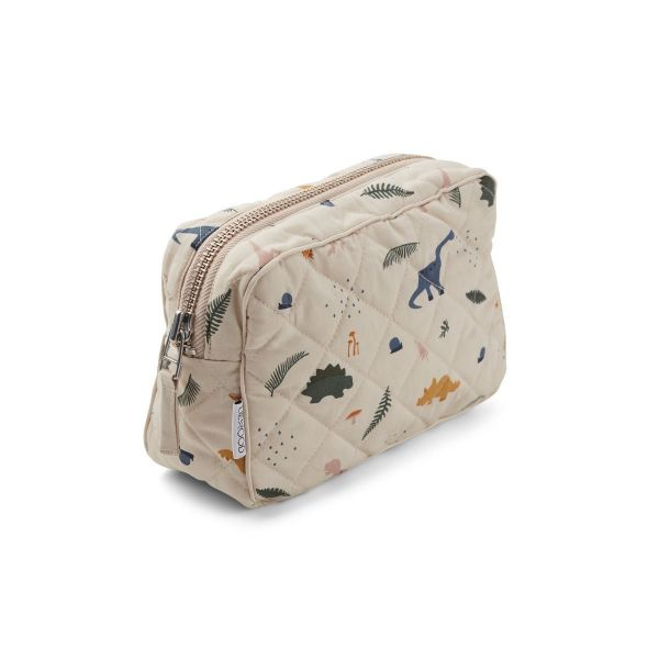 Claudia Toiletry Bag / Dino Mix