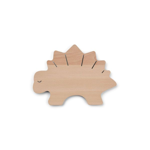 Troy Wooden Lamp / Dino Natural