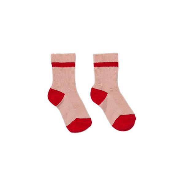 Valentin Socks 2-Pack / Rose