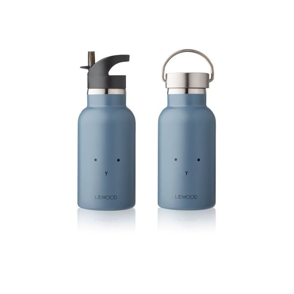Anker Water Bottle / Rabbit Blue Wave