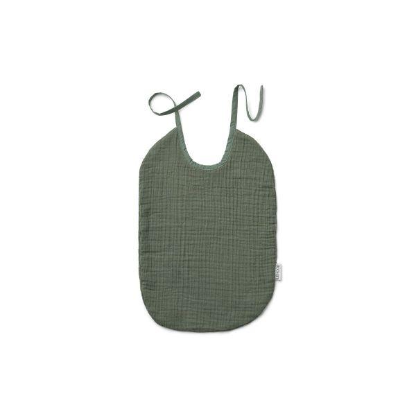 Eva Bib 2-pack / Faune Green