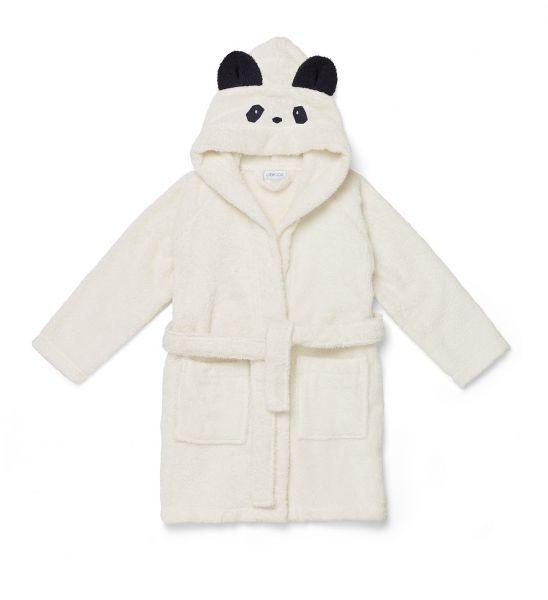 Lily Bathrobe Panda / Creme de la Creme