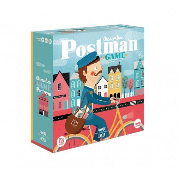 Observatiespel - Postman
