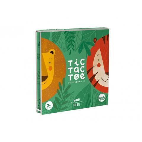 Tic Tac Toe - Lion & Tiger