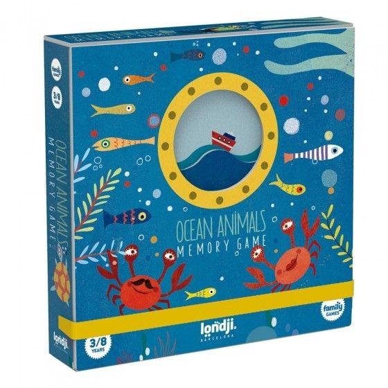 Memo - Ocean Animals